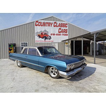 1963 Chevrolet Bel Air for sale 100956734