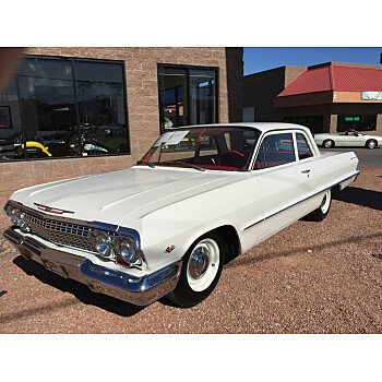 1963 Chevrolet Bel Air for sale 100997742