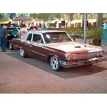 1963 Chevrolet Biscayne for sale 100826907