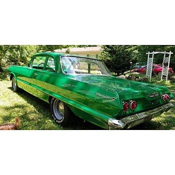 1963 Chevrolet Biscayne for sale 101152516