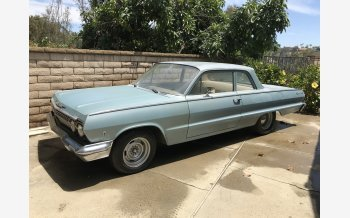 1963 Chevrolet Biscayne for sale 101192660