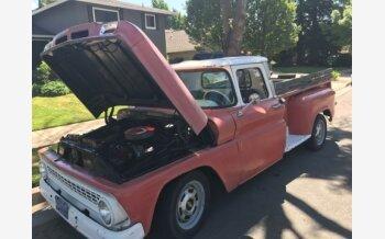 1963 chevy c30 parts