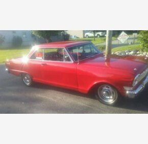 1963 Chevrolet Chevy II for sale 101152514