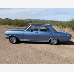 1963 Chevrolet Chevy II for sale 101398808