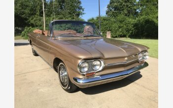 1963 Chevrolet Corvair Monza Convertible for sale 101246950