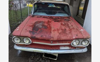 1963 Chevrolet Corvair Monza Convertible for sale 101329875