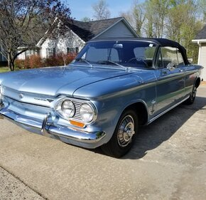 1963 Chevrolet Corvair Monza Convertible for sale 101414722