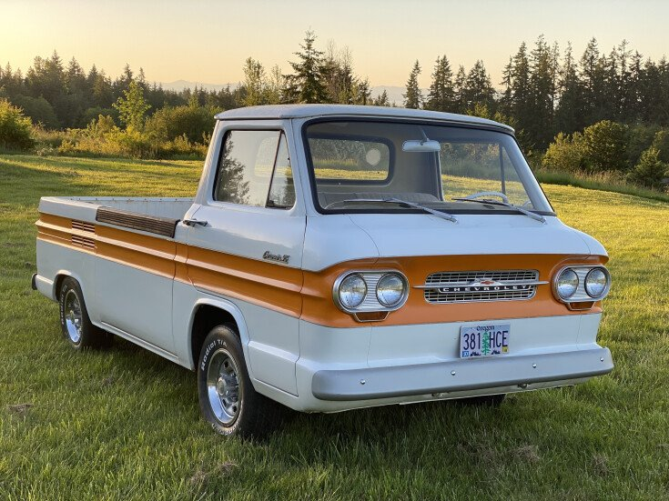 1963 Chevrolet Corvair for sale 101571104
