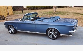 1963 Chevrolet Corvair Monza Convertible for sale 101597143