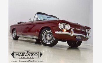 1963 Chevrolet Corvair Monza Convertible for sale 101629656