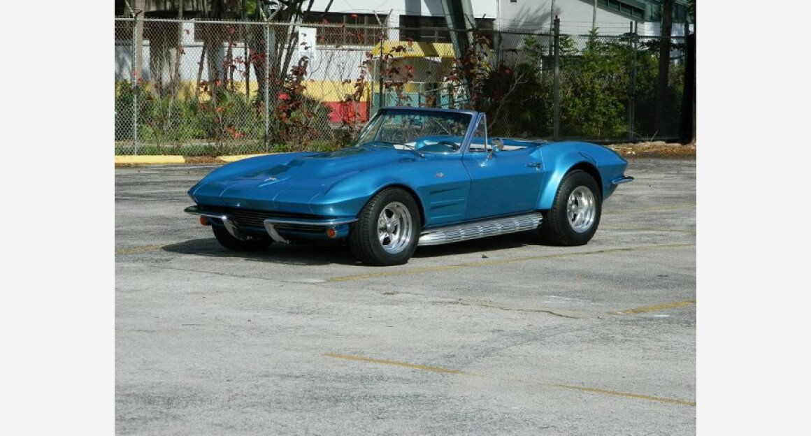1963 Chevrolet Corvette for sale 100871131