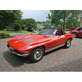 1963 Chevrolet Corvette for sale 101093104