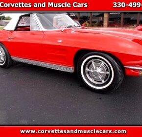 1963 Chevrolet Corvette for sale 100020713