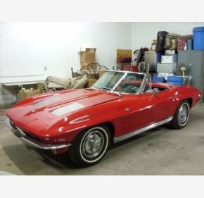 1963 Chevrolet Corvette Convertible for sale 100826828