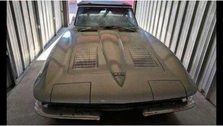 1963 Chevrolet Corvette Convertible for sale 101018494
