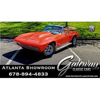 1963 Chevrolet Corvette for sale 101116538