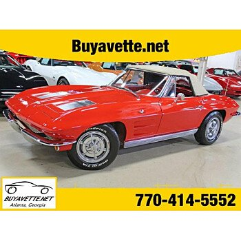 1963 Chevrolet Corvette for sale 101161350