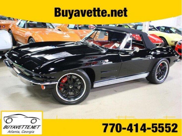 1963 Chevrolet Corvette for sale near Atlanta, Georgia 30340