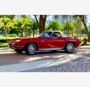1963 Chevrolet Corvette Convertible for sale 101224154