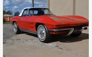 1963 Chevrolet Corvette Convertible for sale 101280530