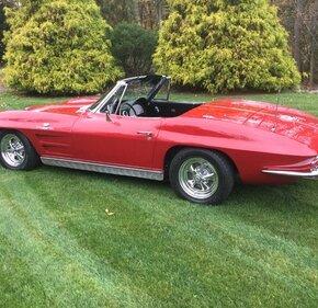 1963 Chevrolet Corvette Convertible for sale 101402935