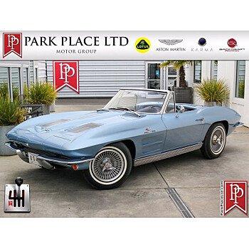 1963 Chevrolet Corvette Convertible for sale 101483922