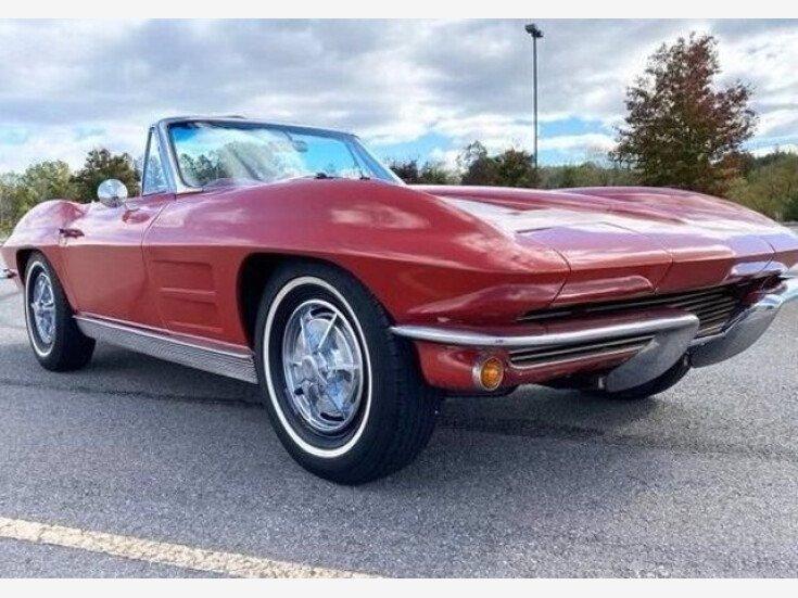 1963 Chevrolet Corvette for sale 101593351