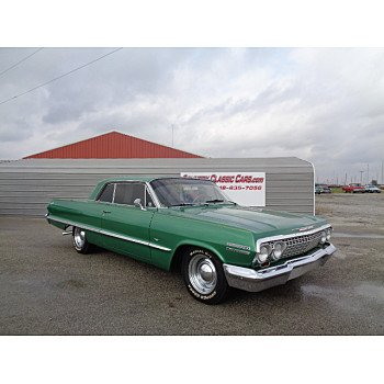 1963 Chevrolet Impala for sale 100922495