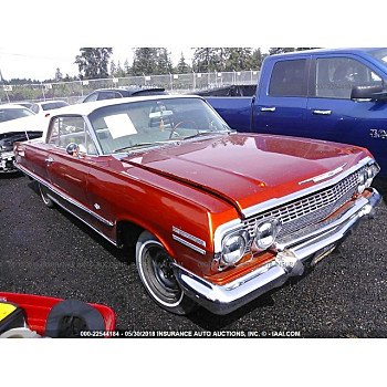 1963 Chevrolet Impala for sale 101015072