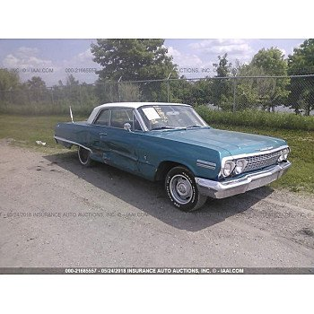 1963 Chevrolet Impala for sale 101015077