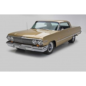 1963 Chevrolet Impala for sale 101035926
