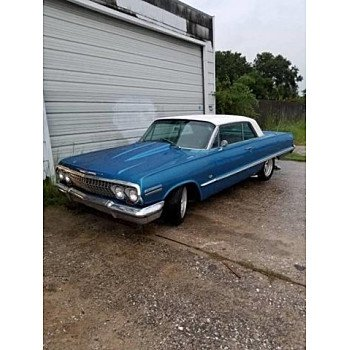 1963 Chevrolet Impala for sale 101061722