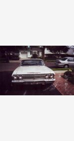 1963 Chevrolet Impala for sale 100826052