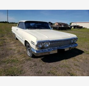 1963 Chevrolet Impala for sale 100876823