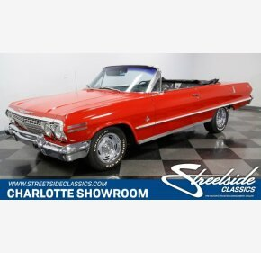 1963 Chevrolet Impala for sale 101000079