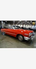 1963 Chevrolet Impala SS for sale 101000401