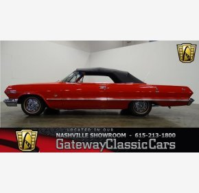 1963 Chevrolet Impala for sale 101000401
