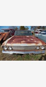 1963 Chevrolet Impala for sale 101017305