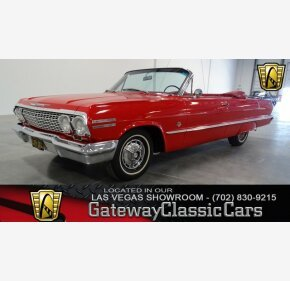 1963 Chevrolet Impala for sale 101036290