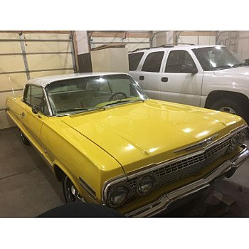 1963 Chevrolet Impala for sale 101084911