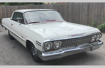 1963 Chevrolet Impala Classics For Sale Classics On Autotrader