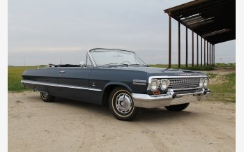 1963 Chevrolet Impala SS for sale 101108830