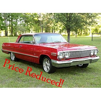 1963 Chevrolet Impala for sale 101121001