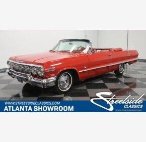 1963 Chevrolet Impala for sale 101166686