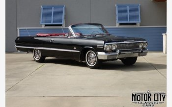 1963 Chevrolet Impala for sale 101173259