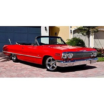 1963 Chevrolet Impala for sale 101212862