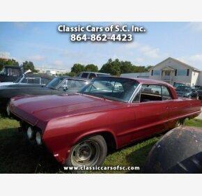 1963 Chevrolet Impala for sale 101240694
