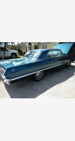 1963 Chevrolet Impala Coupe for sale 101255306