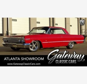 1963 Chevrolet Impala SS for sale 101266179