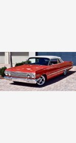1963 Chevrolet Impala Convertible for sale 101286801